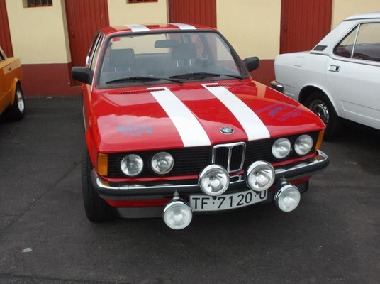BMW 320, 1985