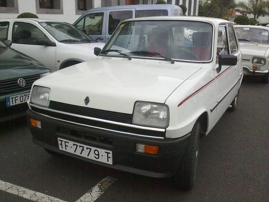 Renault 5, 1972 - 1992, 1984