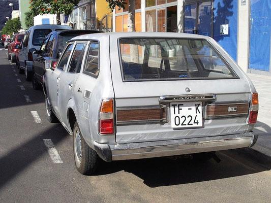 Mitsubishi Lancer EL Kombi, 1976 - 1979, 1979