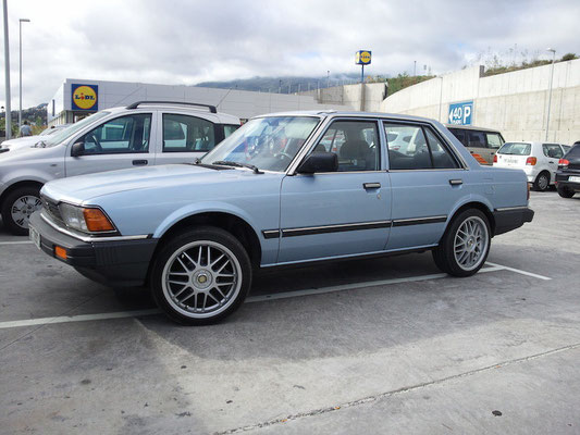 Honda Accord, 2. Generation, 1981 - 1985, 1983