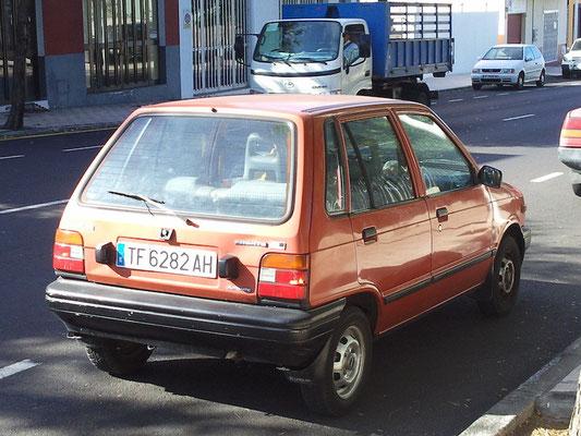 Suzuki Fronte CB72S, 1988