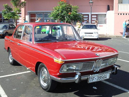 BMW 2000, 1966