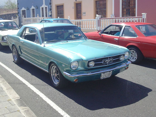 Ford Mustang I 289, (1964–1973), 1965