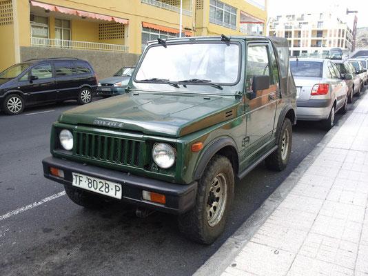 Suzuki LJ20, 1981 - 1998, 1983