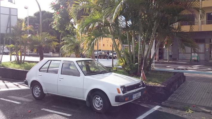 Mitsubishi Colt, 1980