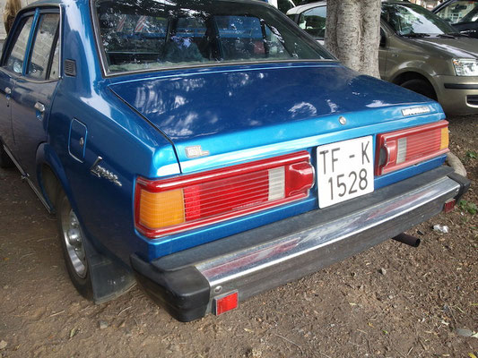Mitsubishi Lancer GL, 1976 - 1979, 1979