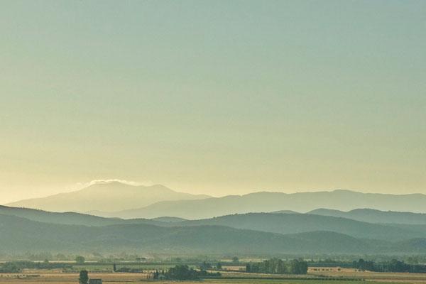 Monte Amiata, Summer No. 1