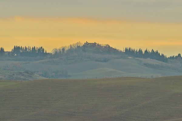 Crete Senesi, Winter No. 28