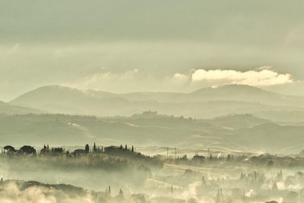 Asciano, Autumn No. 1