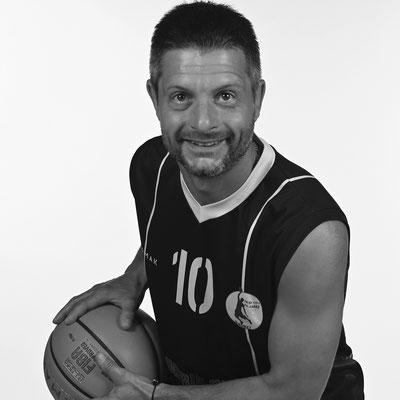 Pat Dufètre, coach U15