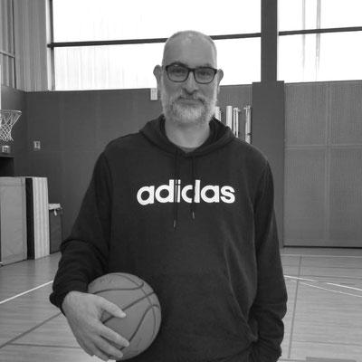 Steve Seux, responsable sportif