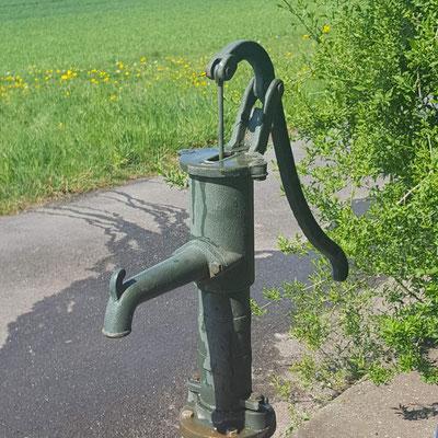 Regenwasser-Pumpe