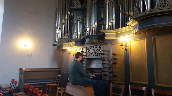 Ev. Kirche Hohenkirchen