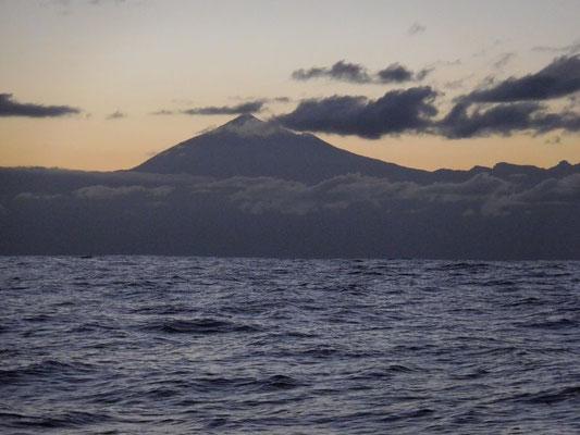 Der Pico Teide