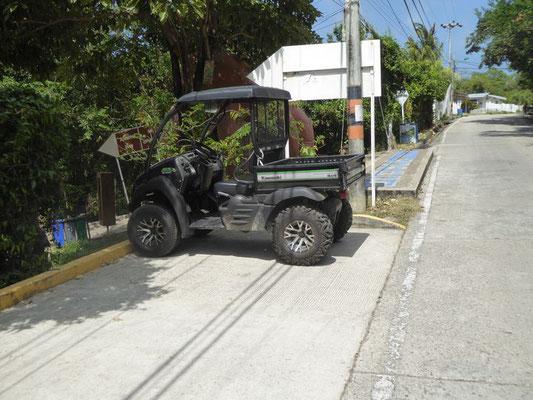 unser Mietwagen :-)