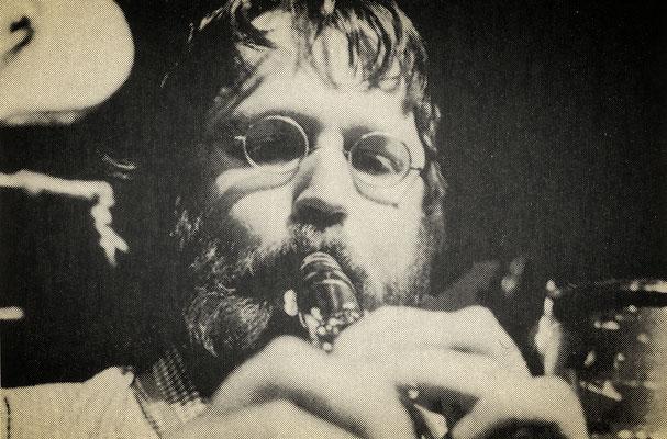 Otmar Alt als Jazzklarinettist 1959
