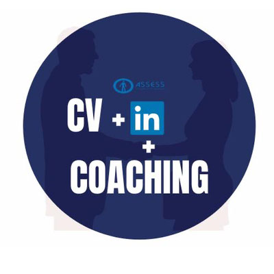 Combo CV + LinkedIn + Coaching