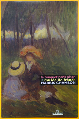 "Affiche ""Marius Chambon"""