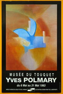 "Affiche ""Yves Polmary"""