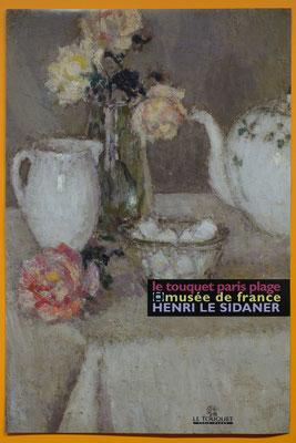 """Affiche """"Le Sidaner"""""""