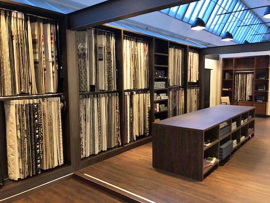 Art Deco Konzepte. Harmstorf & Petz. Showroom Weil am Rhein.