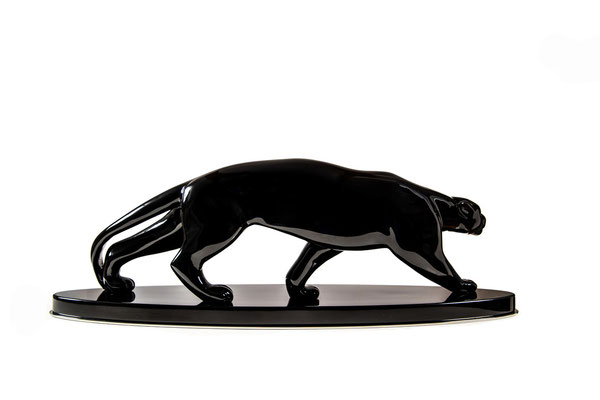 Art Deco Panther, Art Deco Skulptur, Art Deco Basel, Art Deco Zürich, Art Deco Baden-Baden, Panther Jouves, Jouves