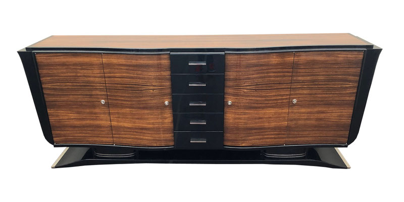 Art Deco Sideboard Zebrano