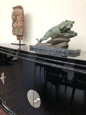 Art Deco Konzepte. Harmstorf & Petz. Showroom im Kesselhaus Weil am Rhein.