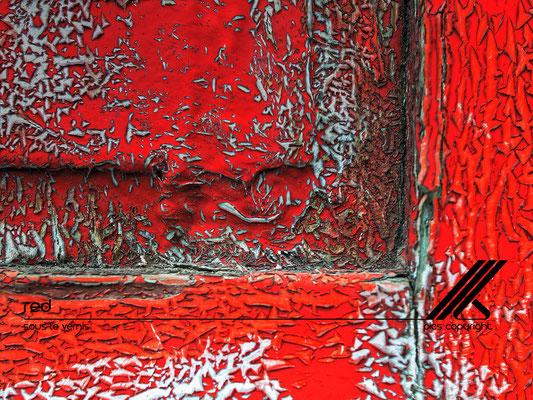 le long barbare photographie - red - sous le vernis - détail porte - lanzarote - 20131022