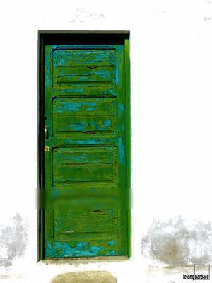le long barbare photographie - la porte - lanzarote - 20131024