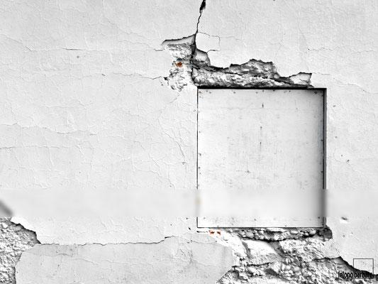 le long barbare photographie - emmuré - fenêtre sur cour - akranes - islande - 20170702