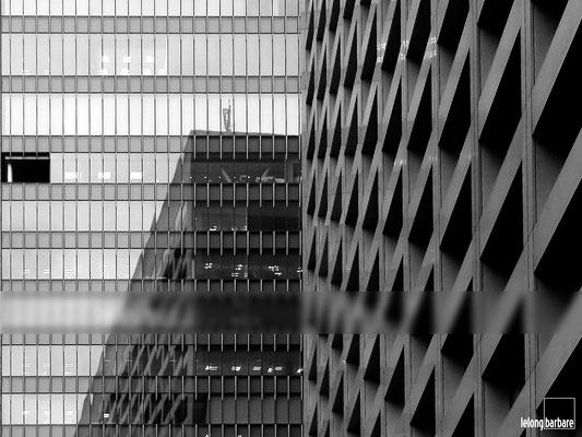 le long barbare photographie - escape - skyscrapers - 150m de vide - tokyo - japon - 20140422