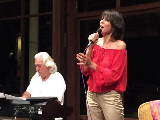 2016 concert Kamalaya Koh Samui with Tars Lootens