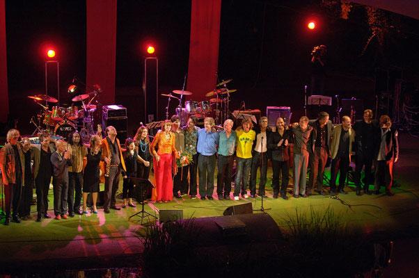 Batida reunion concert