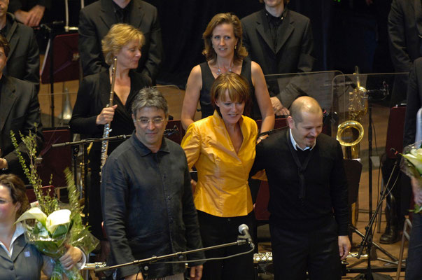 Metropole orchestra and Ivan Lins