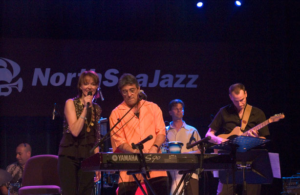 North sea jazz festival with Ivan Lins