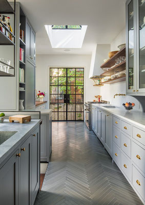 Gerry Smith Architect - Brooklyn Kitchen