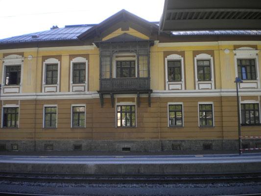 Kranz | Bahnhof, Bad Gastein