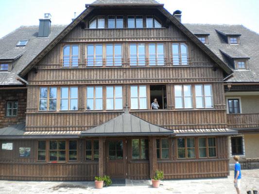 Kranz | OÖ, Altmünster | Wildpark Hochkreut