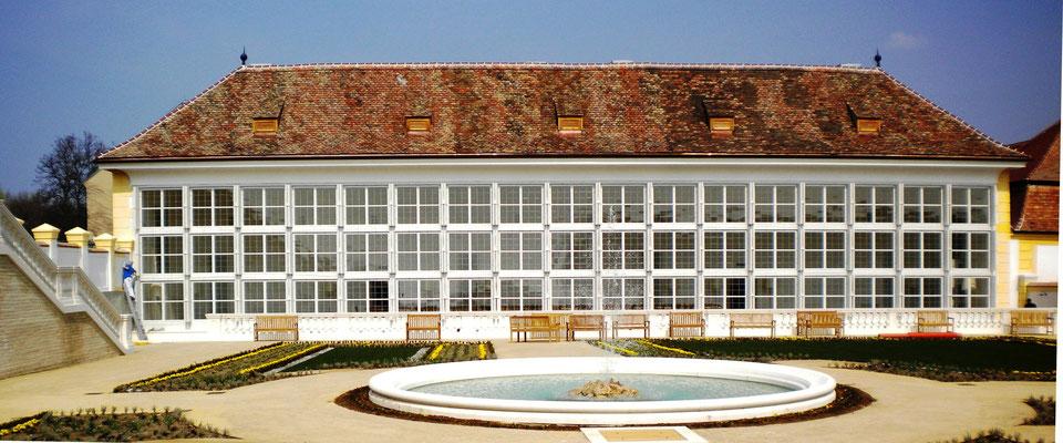 Kranz | Schlosshof  Orangerie