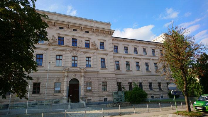 Kranz | Landesgericht, Wels