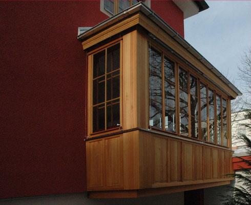 Kranz Kastenfenster & Loggia