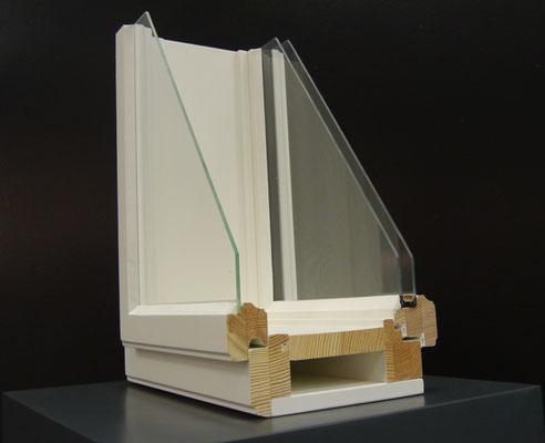 Kranz Pfostenfenster | Mustereck
