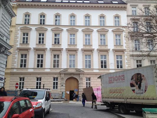 Kranz | Elisabethstraße, Wien