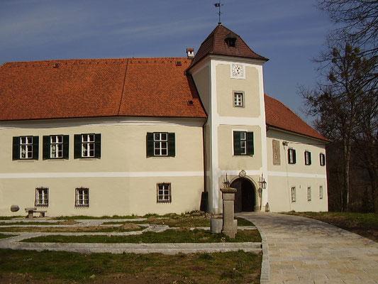 Kranz | Schloss Innerstein