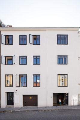 Kranz | Stadthaus, Wien