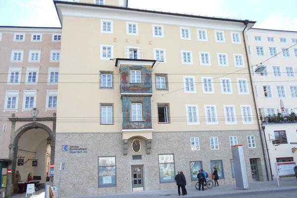 Kranz | Zürcher Kantonalbank, Salzburg