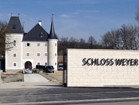 Kranz | Schloss Weyer