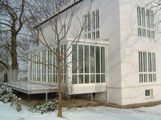Kranz Kastenfenster & Palmenhaus