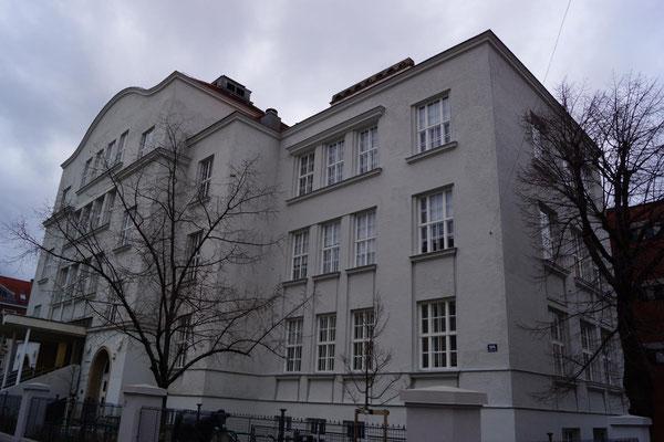 Kranz | Modeschule, Herbststraße Wien